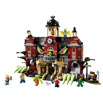 LEGO Hidden Side Liceul bantuit Newbury (70425)