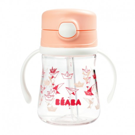 Beaba Cana Beaba cu pai 240 ml Light Pink