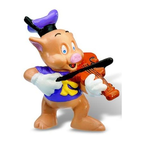 Bullyland Little Pigs Violonist