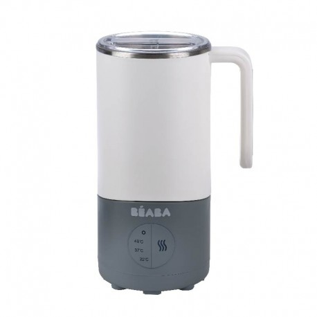 Beaba Preparator lapte Beaba MilkPrep White/Grey