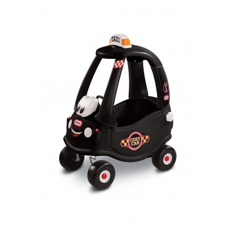 Little Tikes Masinuta Neagra Taxi Cozy Coupe