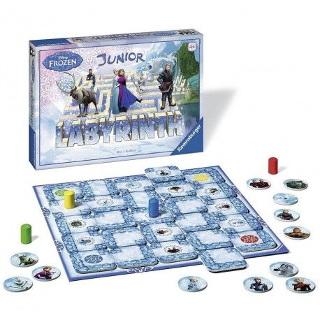 Ravensburger Joc Labirint Disney Frozen