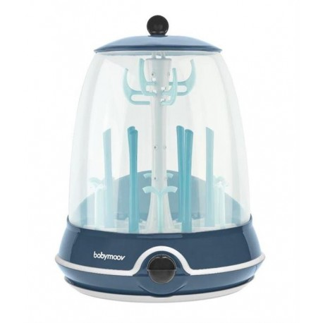Babymoov - Sterilizator electric si uscator de biberoane 2 in 1 Turbo (+)