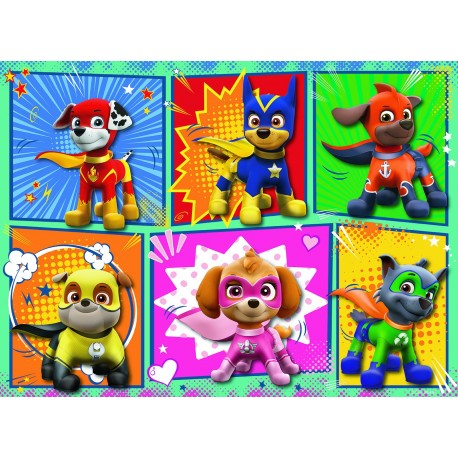 Ravensburger Puzzle Paw Patrol, 100 Piese