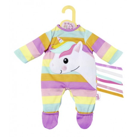 Zapf Dolly Moda Salopeta unicorn 43 cm