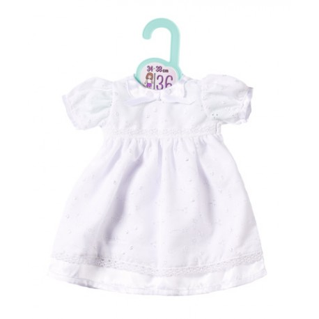 Zapf Dolly Moda Rochita botez 36 cm