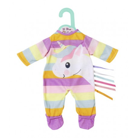 Zapf Dolly Moda Salopeta unicorn 36 cm