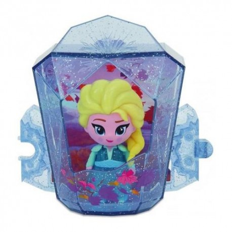 Giochi Preziosi Set Casuta cu Mini Figurina Elsa Whisper and Glow Frozen 2