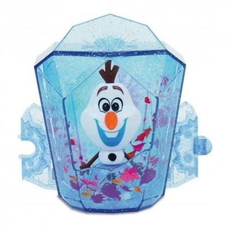 Giochi Preziosi Set Casuta cu Mini Figurina Olaf Whisper and Glow Frozen 2