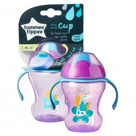 Tommee Tippee Cana Easy Drink,  Explora, 230ml, Unicorn