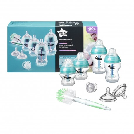 Tommee Tippee Kit de pornire Advanced, Tommee Tippee