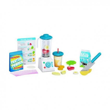 Set de joaca Smoothies Blender - Melissa and Doug