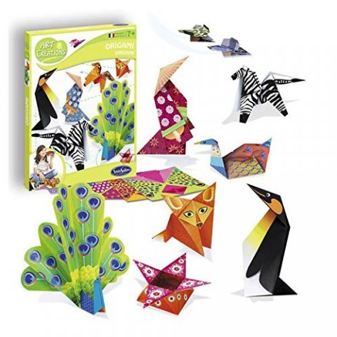 Sentosphere Kit Origami Animale