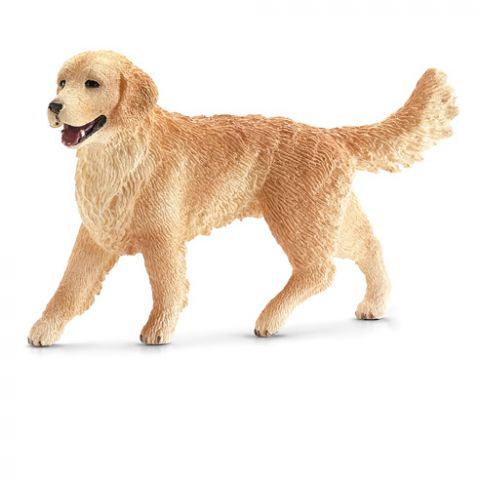 Schleich - Figurina Animal Golden Retriever, femela