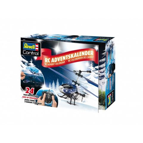 Revell Control Calendar advent Elicopter
