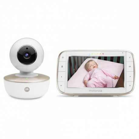Motorola Videofon digital WiFi MBP855