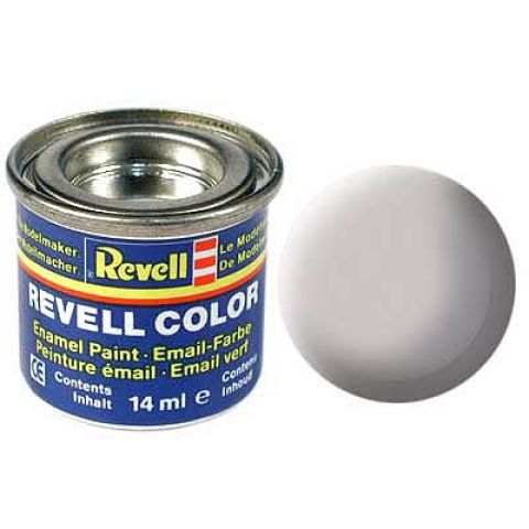 Revell Vopsea Middle grey, mat 14 ml RV32143