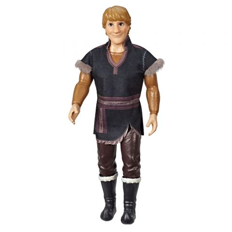 HASBRO Disney Frozen Kristoff Fashion Doll With Brown Outfit Inspired by the Disney Frozen 2 Movie