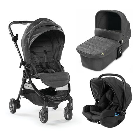 Baby Jogger Carucior City Tour Lux Granite sistem 3 in 1
