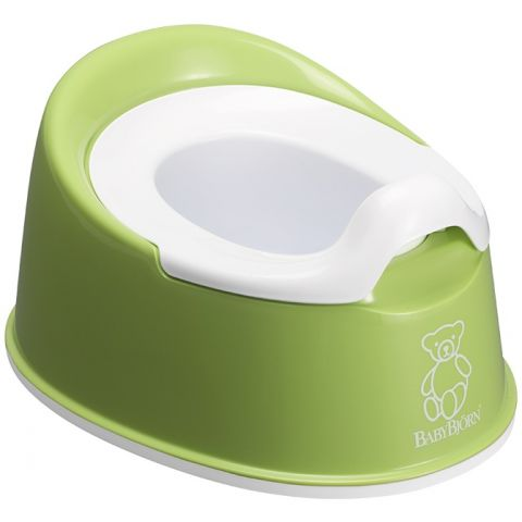 BabyBjorn - Olita Smart Potty Green
