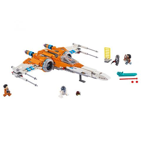 LEGO Star Wars X-wing Fighter  al lui Poe Dameron (75273)
