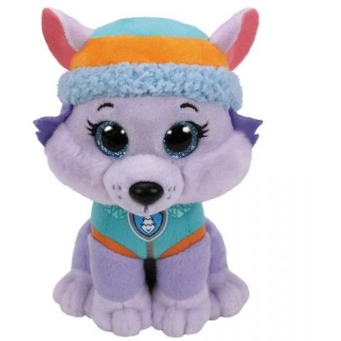Ty Plus licenta Paw Patrol, EVEREST (15 cm)