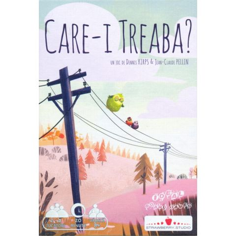 Strawberry studio Care-i treaba?
