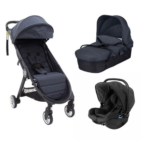 Baby Jogger Carucior City Tour 2 Carbon sistem 3 in 1