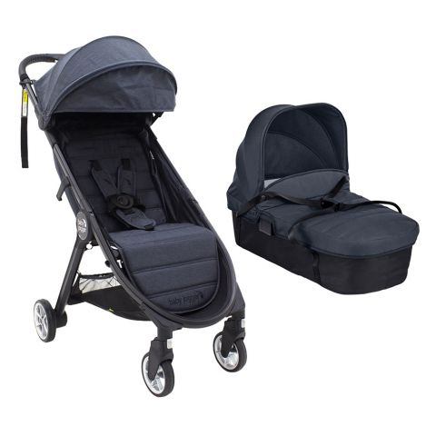 Baby Jogger Carucior City Tour 2 Carbon sistem 2 in 1