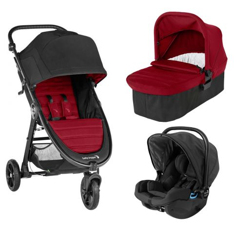 Baby Jogger Carucior City Mini GT2 Ember sistem 3 in 1
