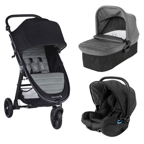 Baby Jogger Carucior City Mini GT2 Slate sistem 3 in 1