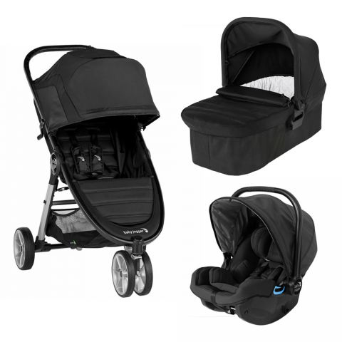 Baby Jogger Carucior City Mini 2 Jet sistem 3 in 1