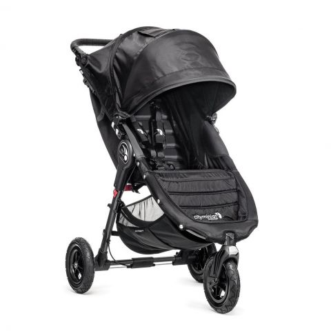Baby Jogger Carucior City Mini GT Black sistem 2 in 1